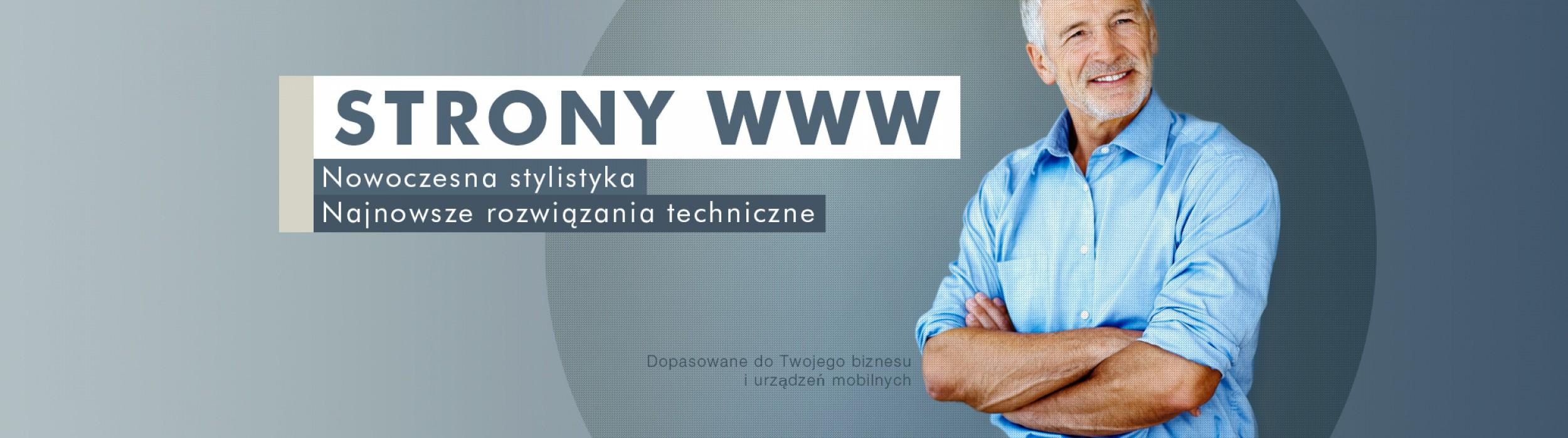 Strony internetowe / www