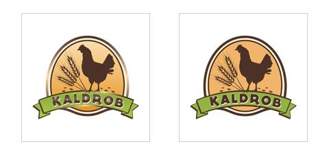 Aktualności - Projekt logo Kaldrob Sp. z o.o.