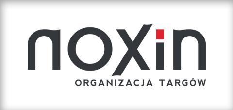 Projekt logo firmy Noxin Sp. z o.o. z Białegostoku