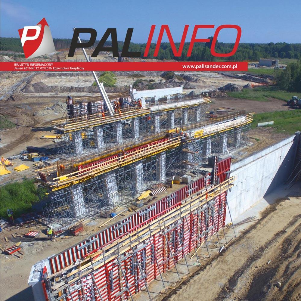 Projekt biuletynu – Palinfo