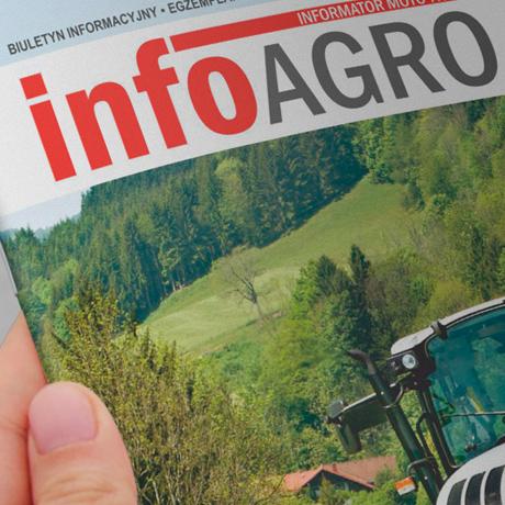Projekt biuletynu – InfoAgro