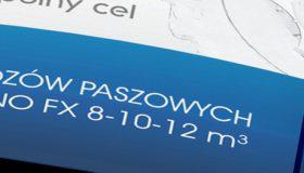 Projekt folderu – Euromilk