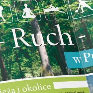 Starzyna - Projekt folderu - Białystok - Warszawa