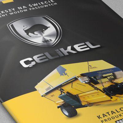 Projekt katalogu – Celikel