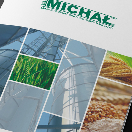 Projekt katalogu – Michał