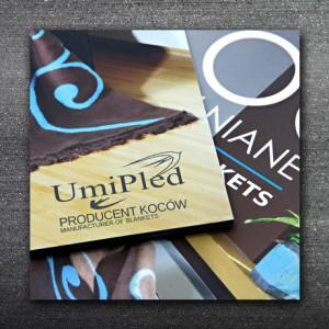 Projekt katalogu reklamowego - UmiPled