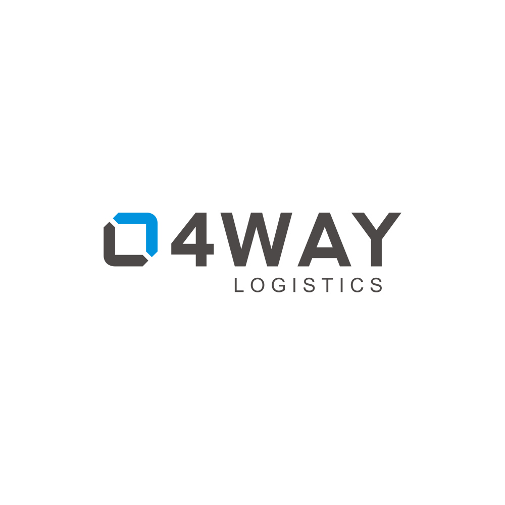 Projekt logo – 4 Way Logistics