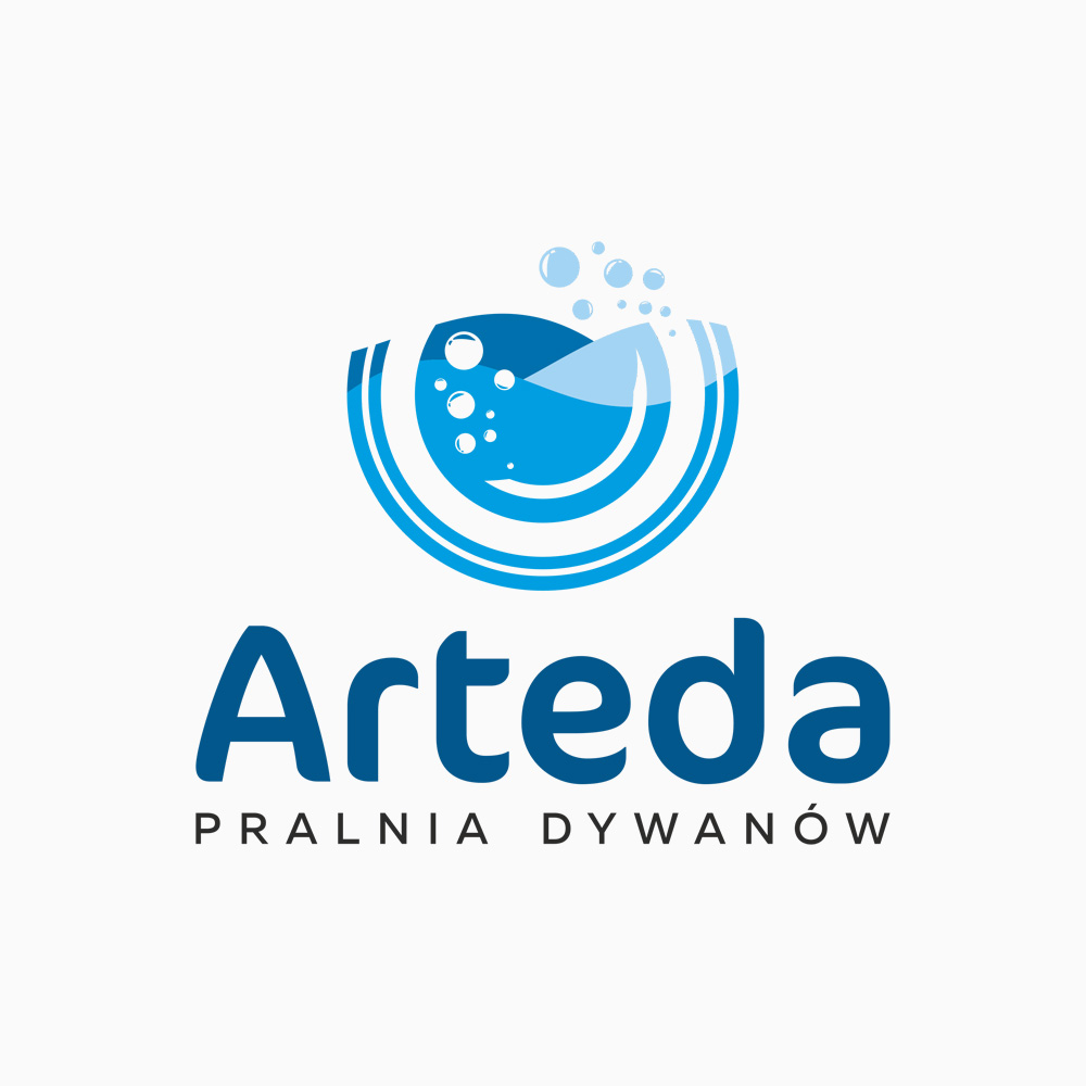 Projekt logo – ARTEDA – Pralnia dywanów