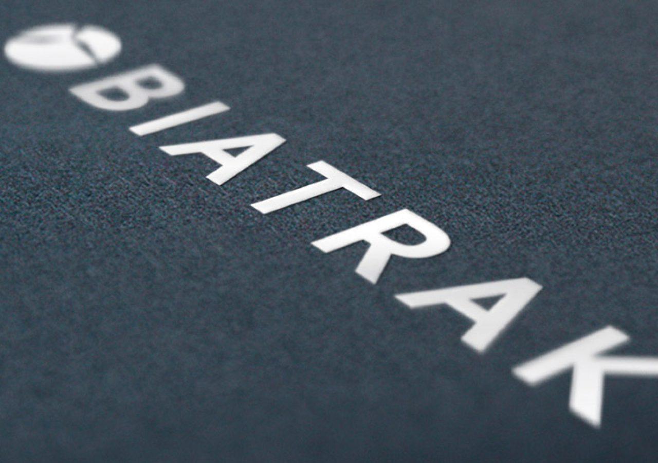 Biatrak - Projektowanie logo - Białystok