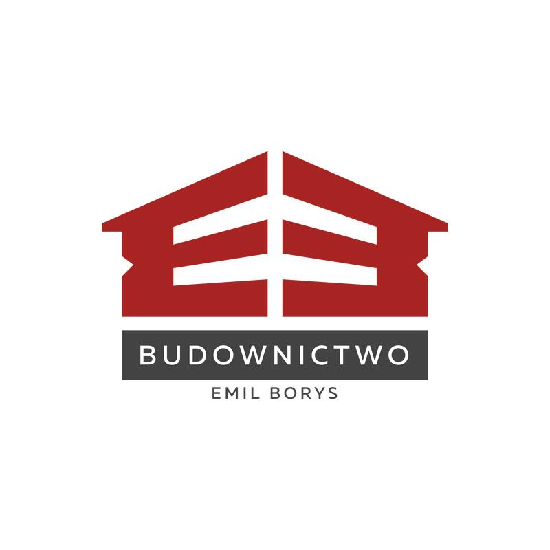 Projekt logo – EB Budownictwo