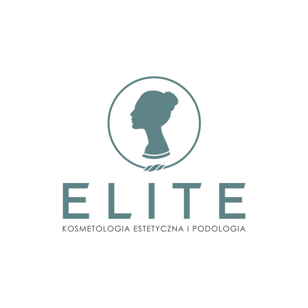 Projekt logo – Elite Kosmetologia