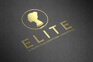 Elite Kosmetologia - Projekt Logo - Białystok