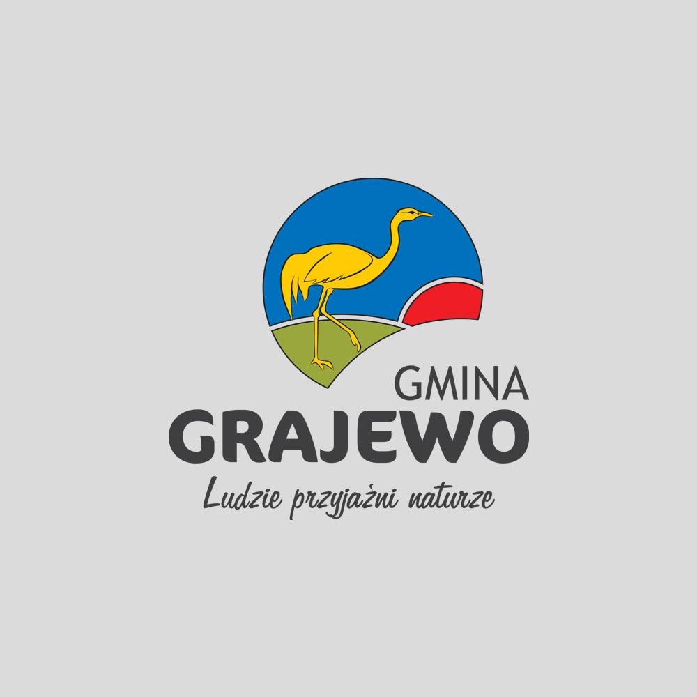 Projekt logo – Gmina Grajewo