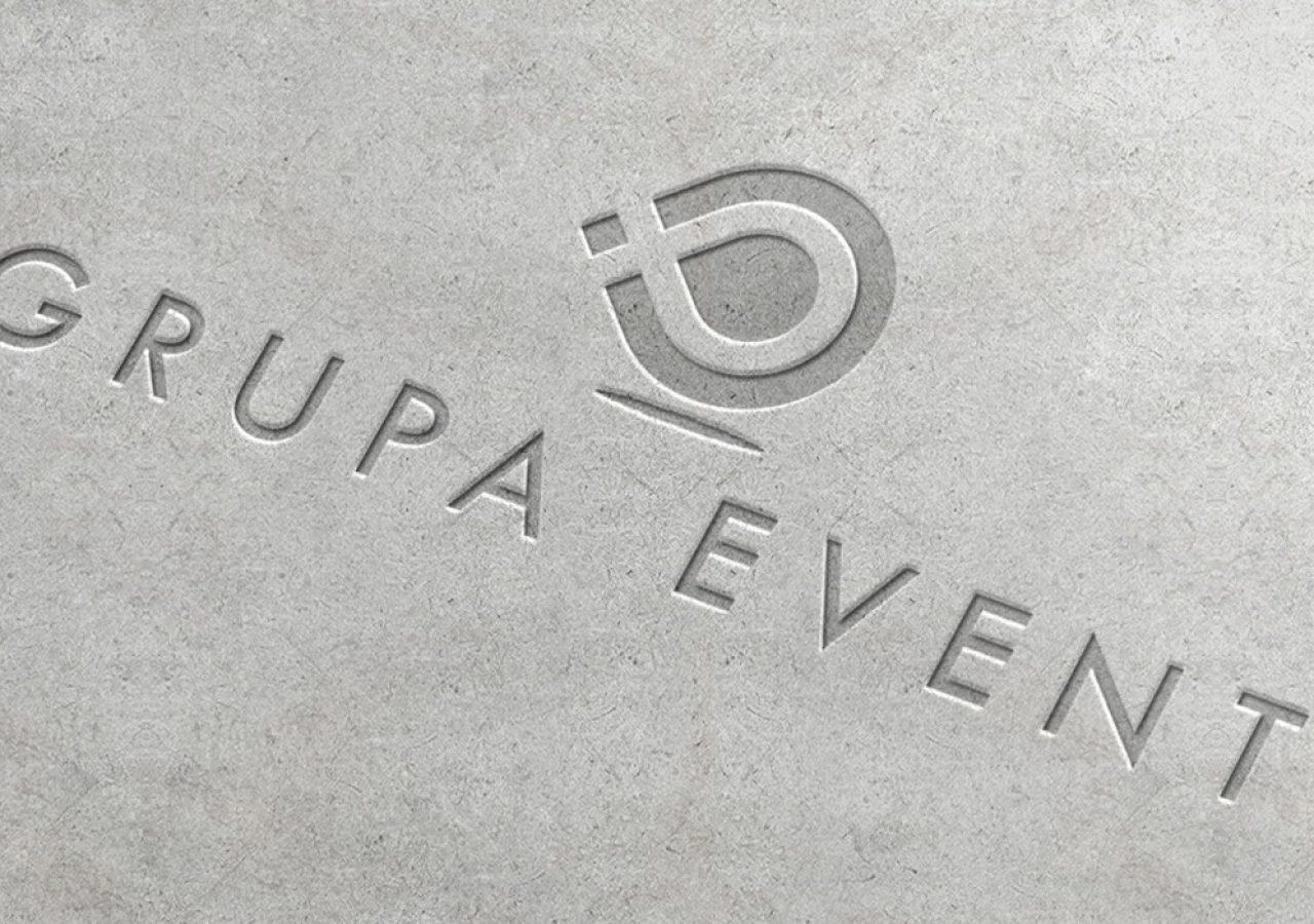 Grupa Event - Projekt logo - Białystok