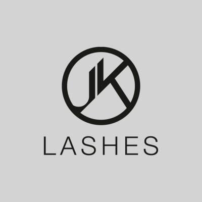 Projekt logo – JK Lashes