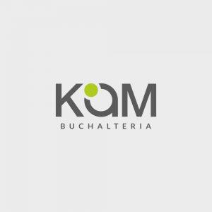 KAM Buchalteria - Projektowanie logo - Białystok