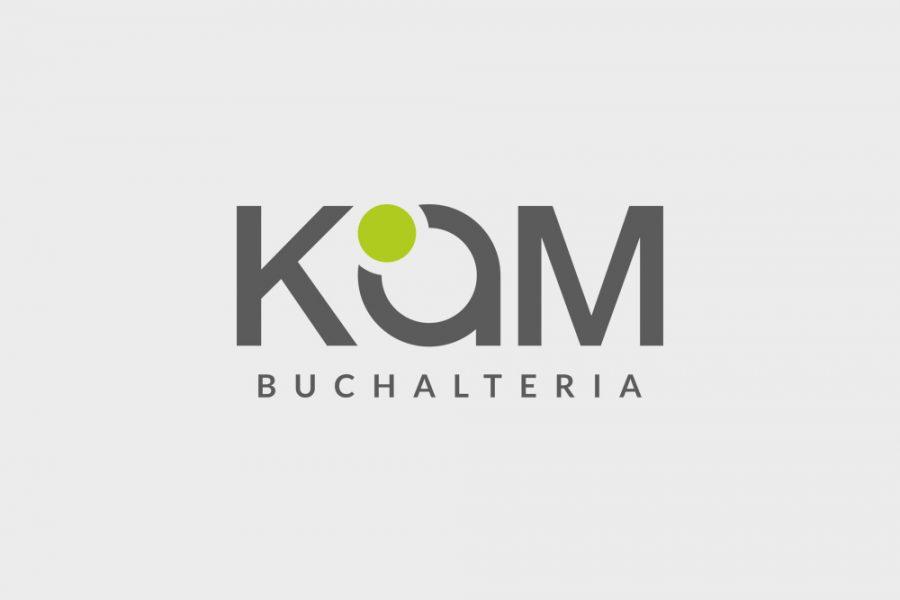 Projekt logo – Kam Buchalteria