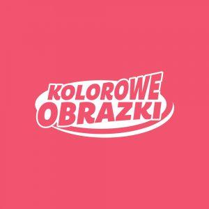Kolorowe Obrazki - Redesign logo - Projektowanie logo - Białystok