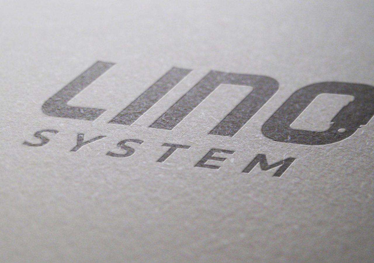 Projekt logo - Lino System