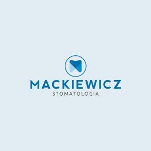 Projekt logo - Mackiewicz Stomatologia - Białystok