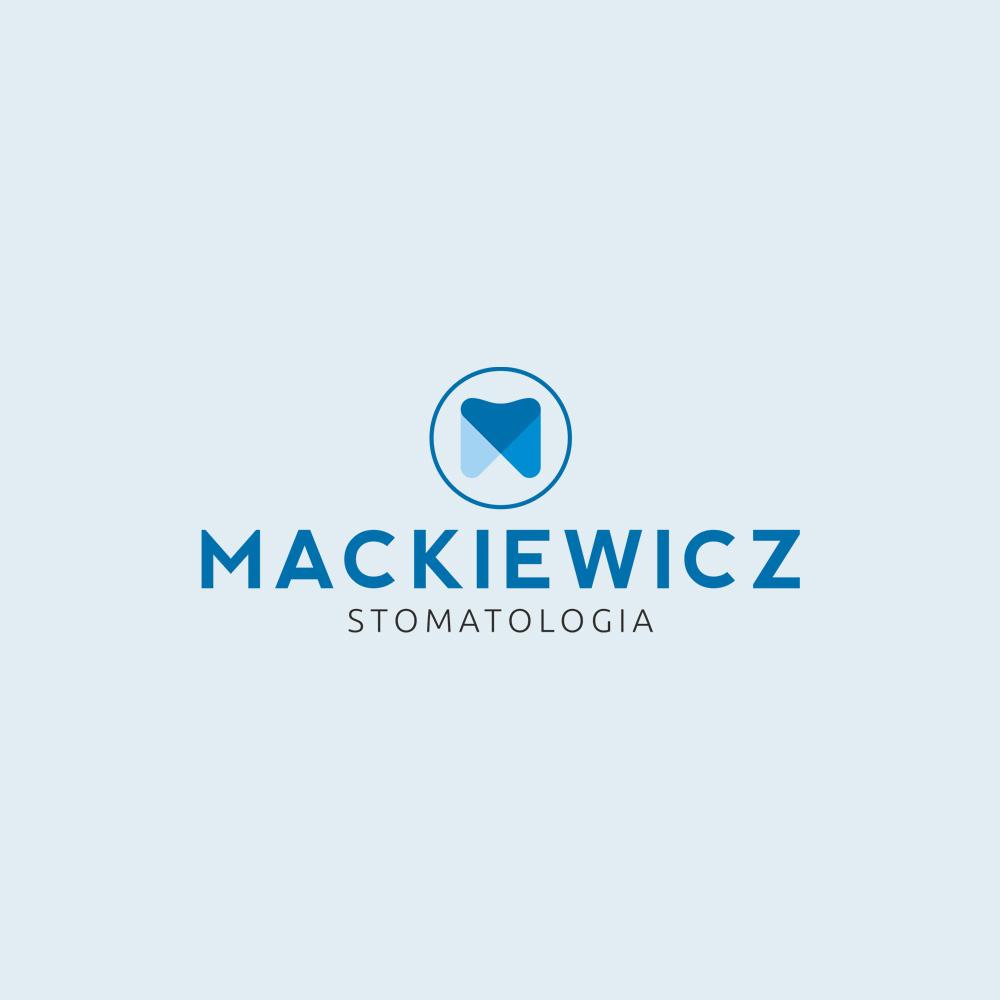 Projekt logo – Mackiewicz Stomatologia