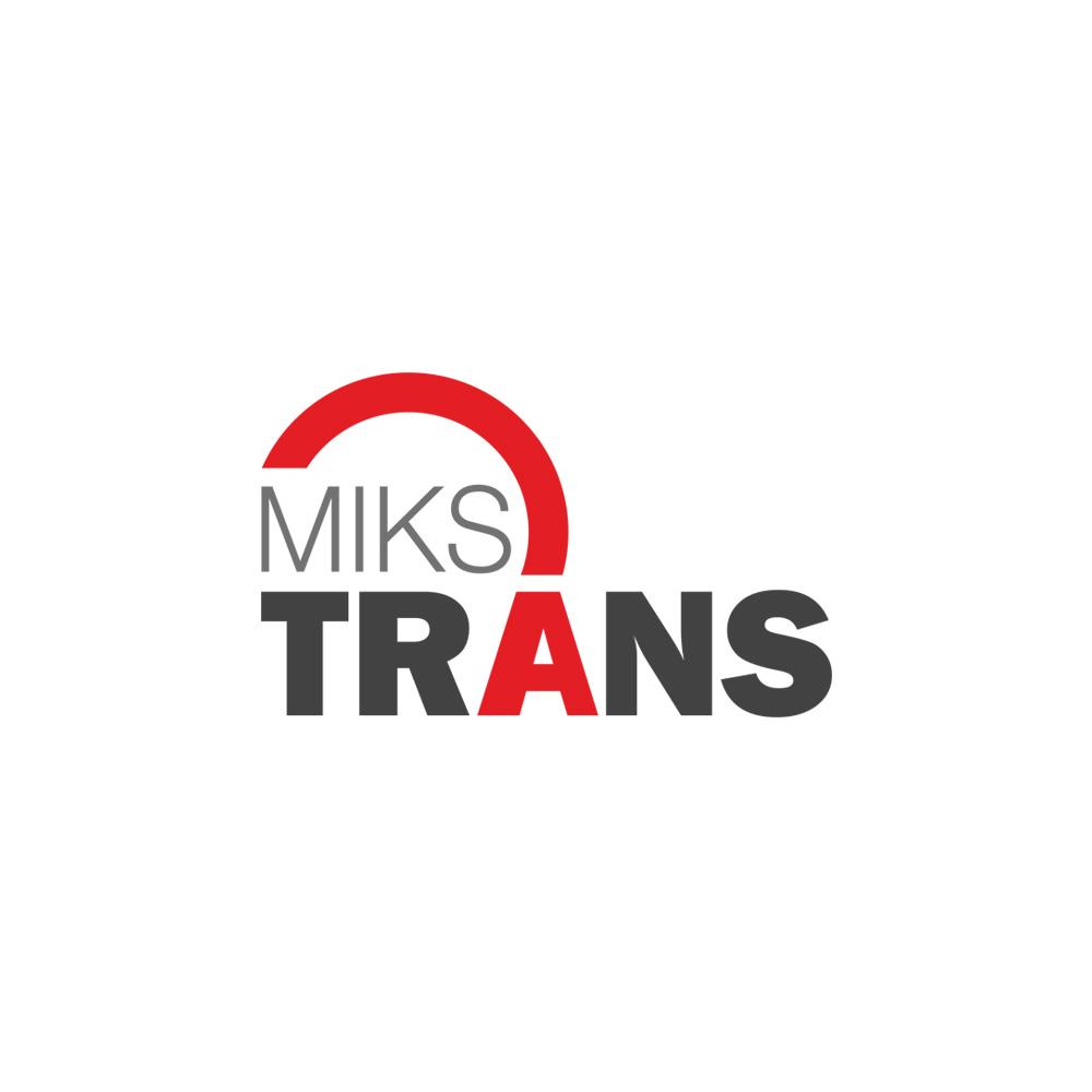 Projekt logo – Miks Trans