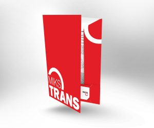 Miks Trans - Projekt logo - Białystok