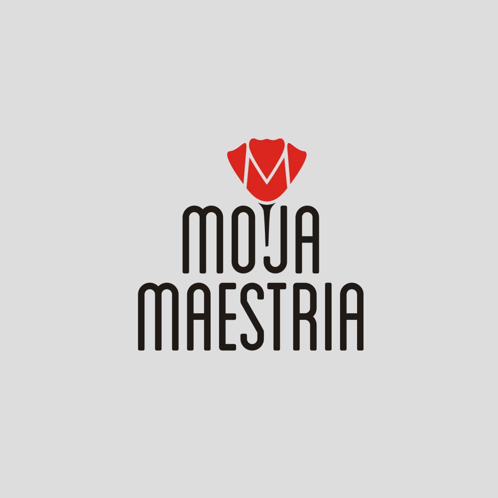 Projekt logo – Moja Maestria