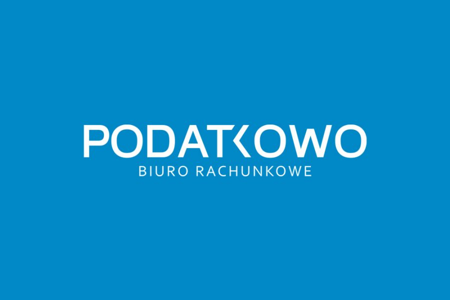 Projekt logo – Podatkowo – Biuro Rachunkowe