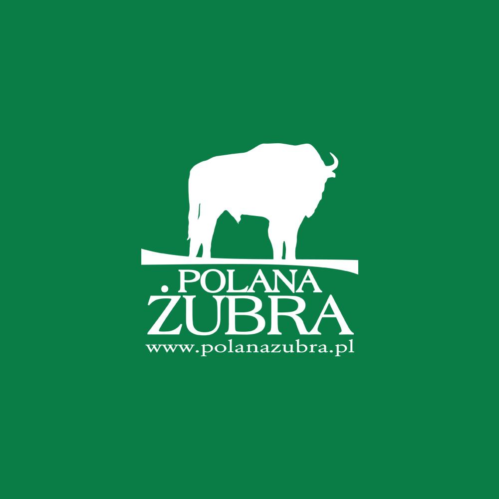Polana Żubra - Projekt logo - Białystok