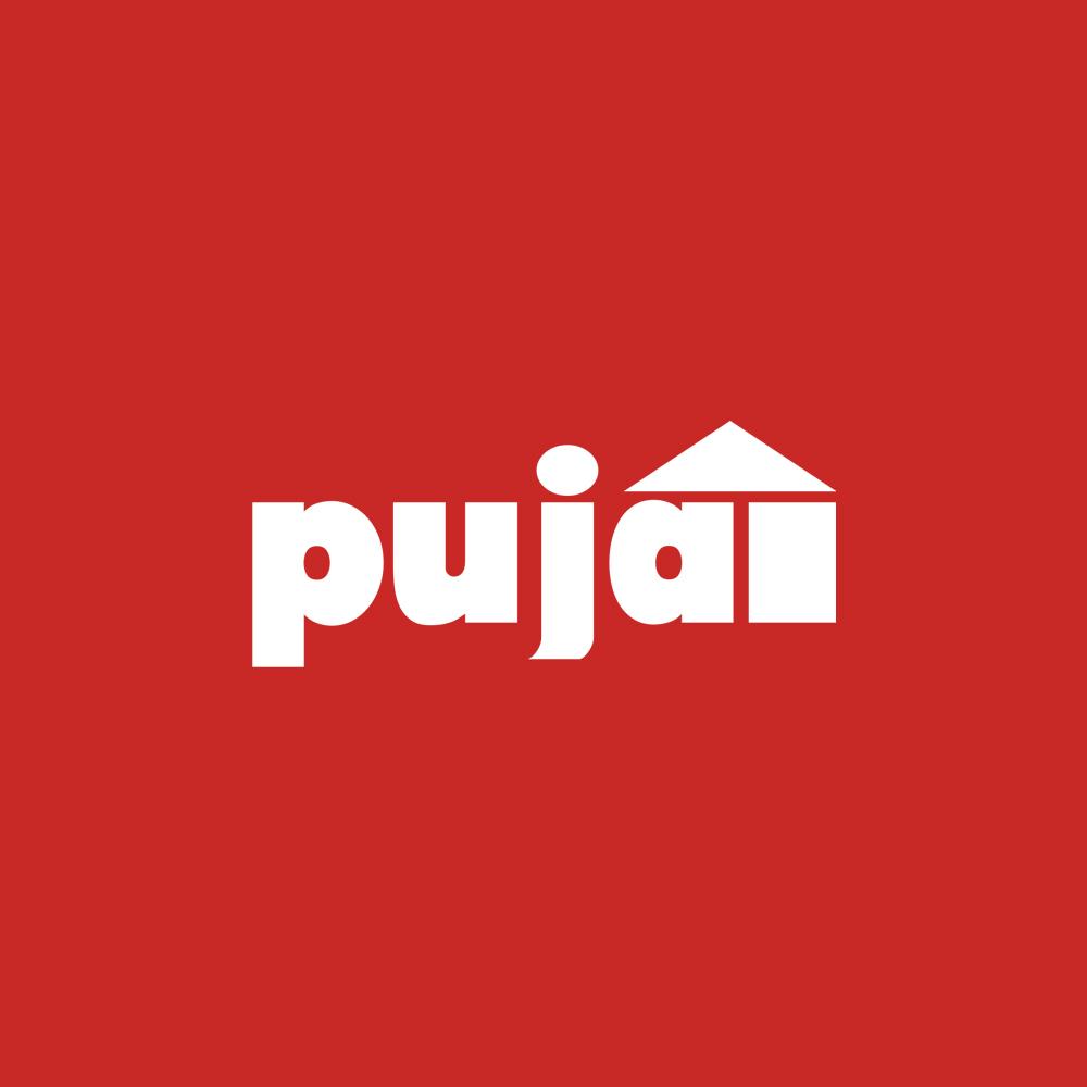 Projekt logo – Puja
