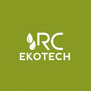 RC Ekotech - Projekt logo - Białystok