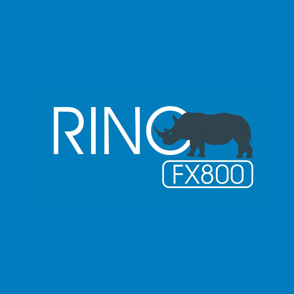 Projekt logo – Wóz paszowy Rino