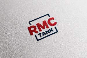 Projekt logo RMC Tank - Clouds Agencja Reklamowa Białystok
