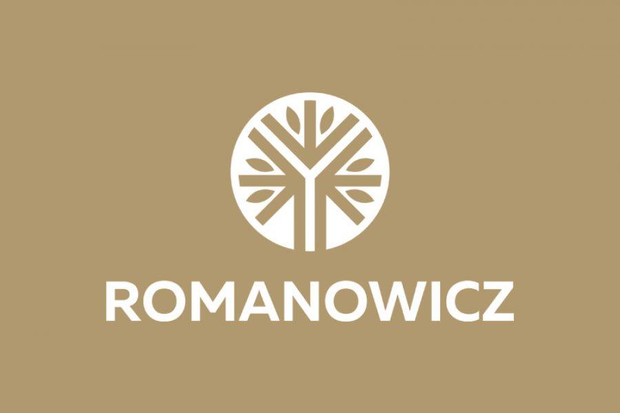 Projekt logo – Romanowicz