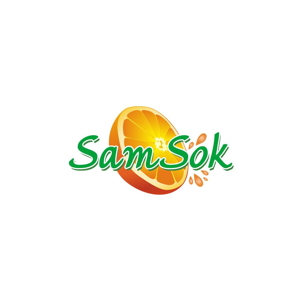 Projekt logo – Sam Sok