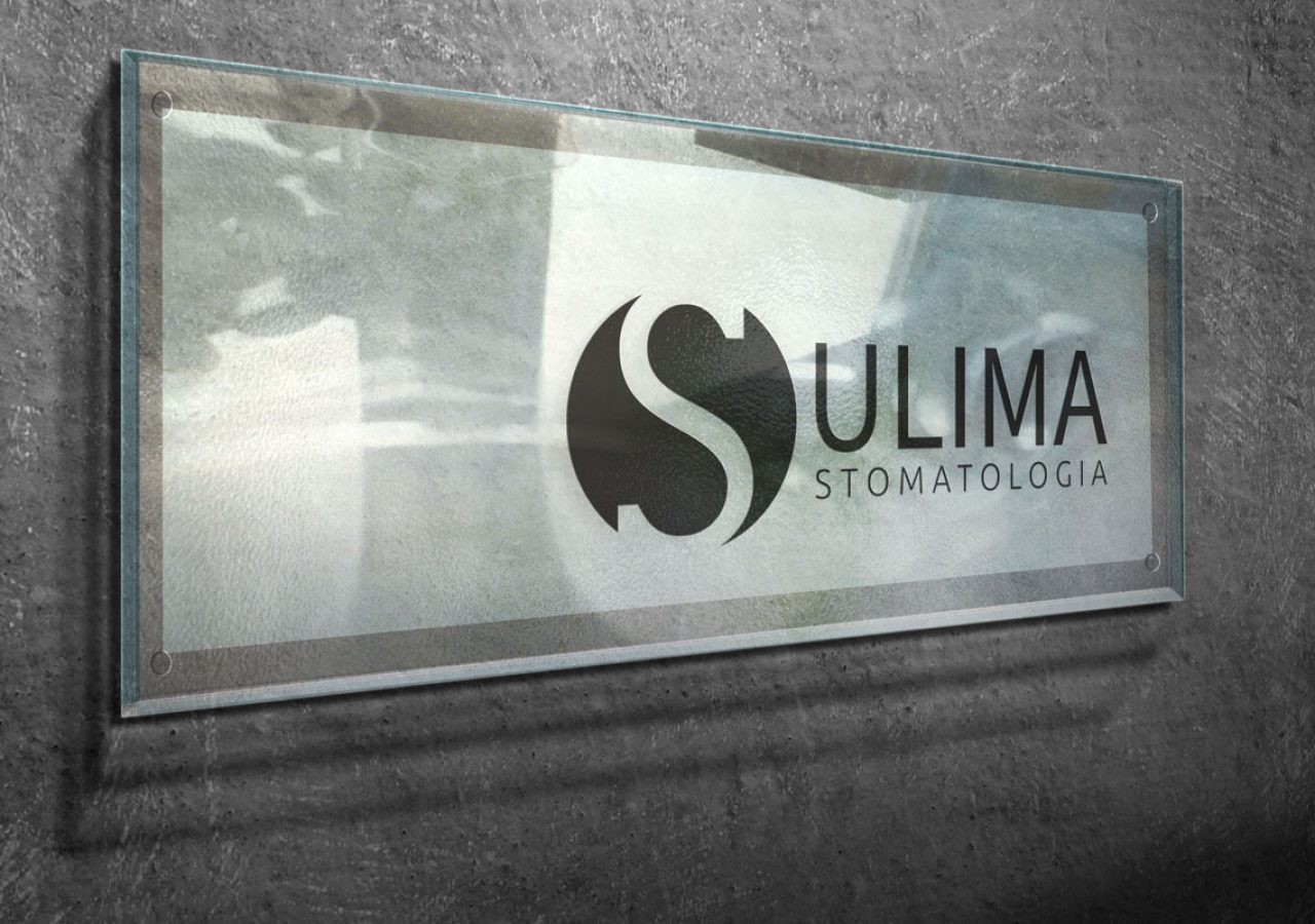 Sulima Stomatologia - Projektowanie logo - Białystok