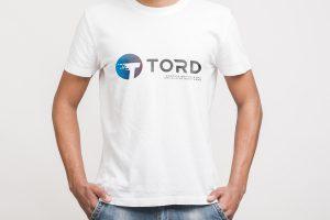 Projekt logo Tord Energia Odnawialna, Instalacje Sanitarne - Clouds Agencja Reklamowa Białystok