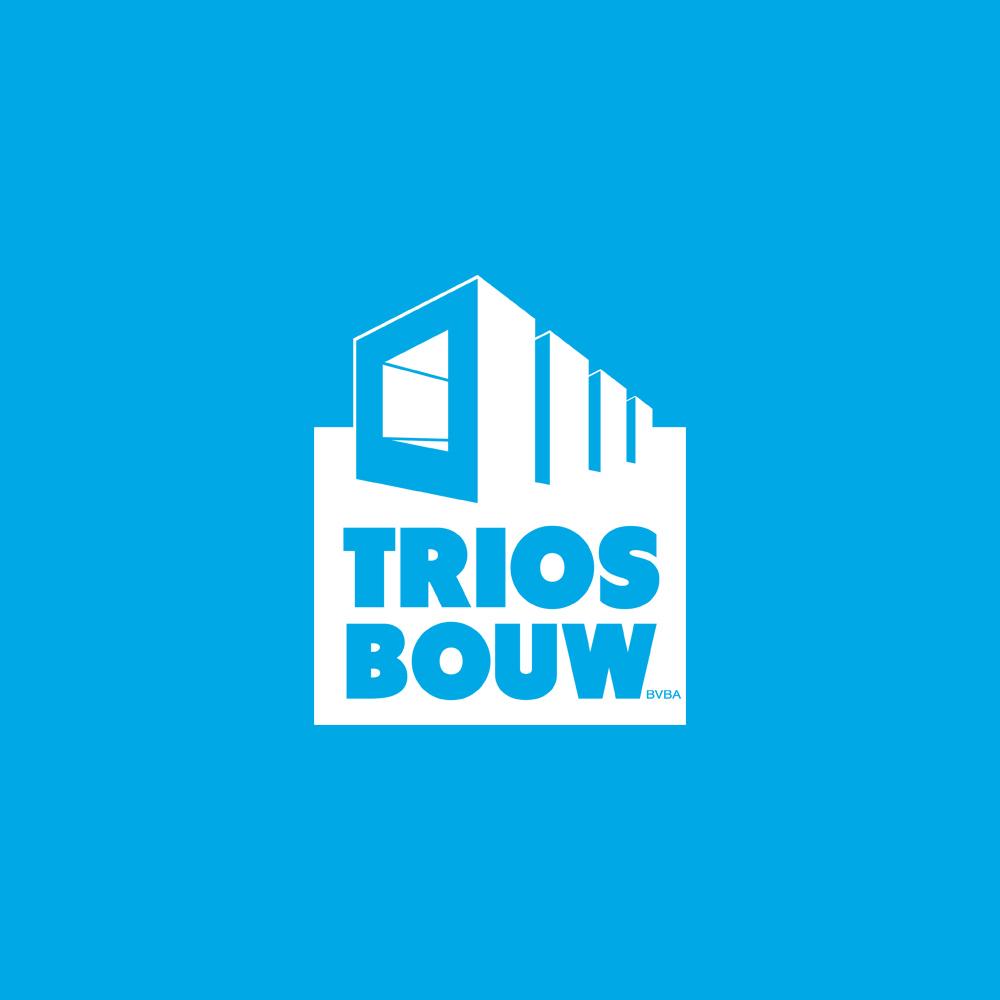 Projekt logo – Trios Bouw BVBA