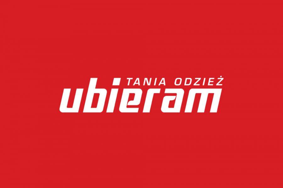 Projekt logo – Ubieram