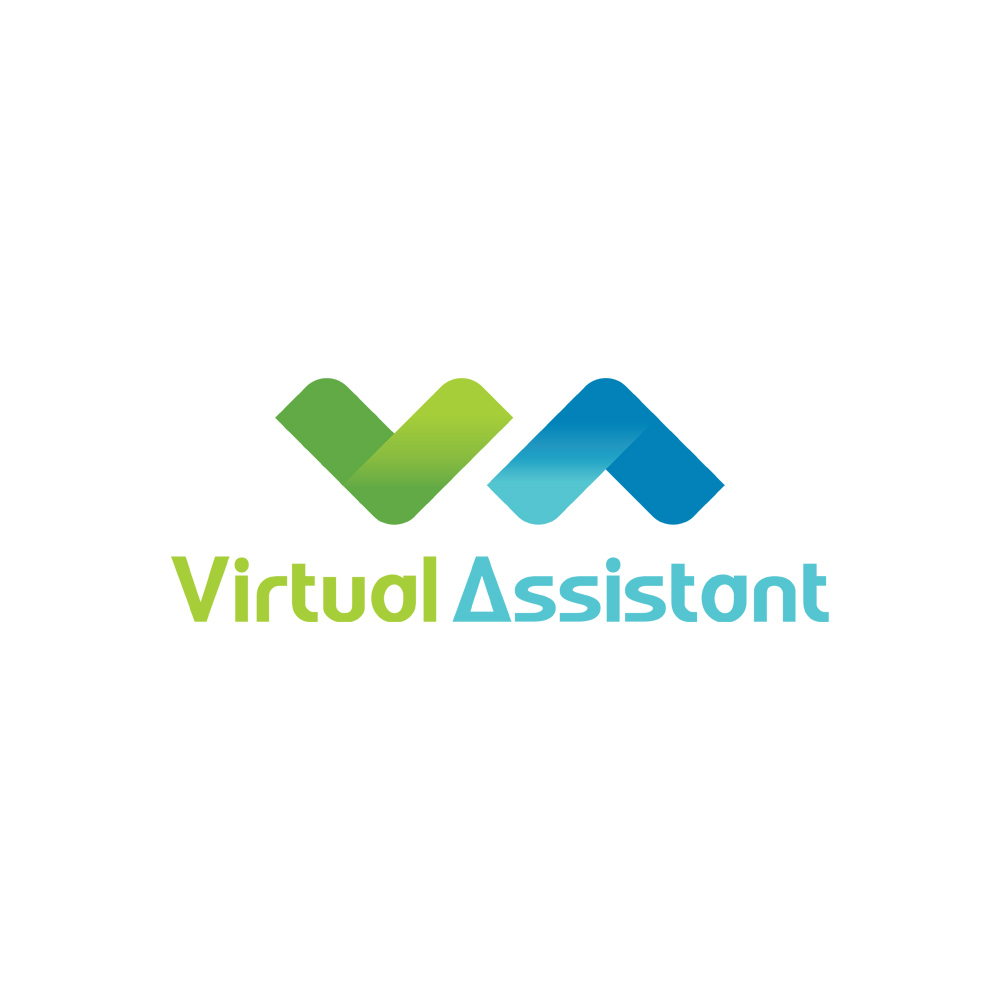 Projekt logo – Virtual Assistant