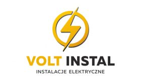 Projekt logo – Volt Instal