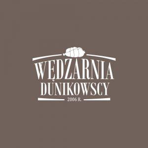 Wędzarnia Dunikowscy - Projektowanie logo - Białystok
