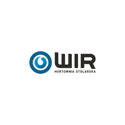 Projekt logo – WIR Hurtownia stolarska – Białystok