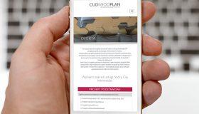 Strona internetowa – www.cudmiodplan.pl