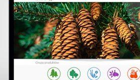 Strona internetowa – www.dobrerosliny.pl