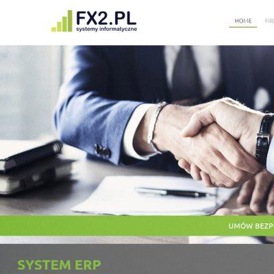 Strona internetowa – www.fx2.pl