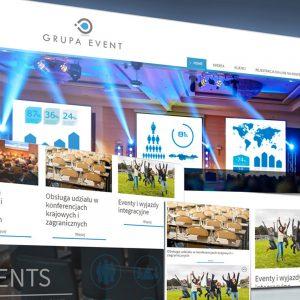 Grupa Event - Projektowanie stron www - Białystok