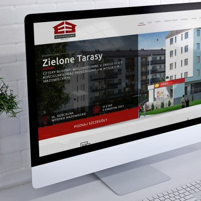 Strona internetowa – www.emilborys.pl
