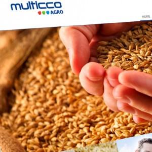 Multicco Agro - Projekt strony www - Białystok
